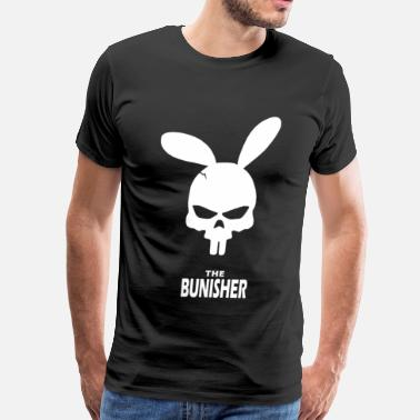 Dead Rabbits bunisher - Men's Premium T-Shirt