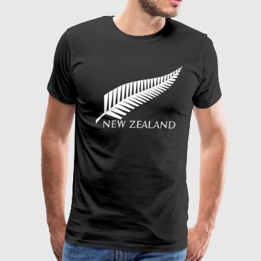 new zealand rugby - Men's Premium T-Shirt