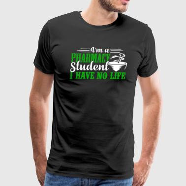 I Am A Pharmacy Student Shirt - Men's Premium T-Shirt
