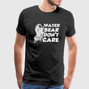 Water Bear Don't Care - Men's Premium T-Shirt