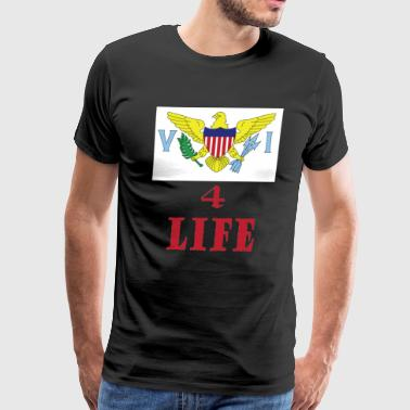 VI4Life T shirt design - Men's Premium T-Shirt