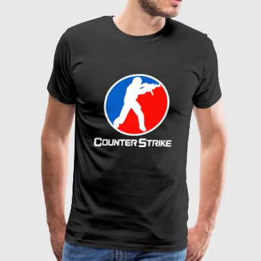 COUNTER STRIKE - Men's Premium T-Shirt
