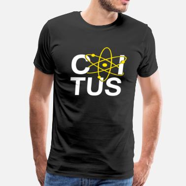 Sexy Biology Teacher Coitus Atom - Men's Premium T-Shirt
