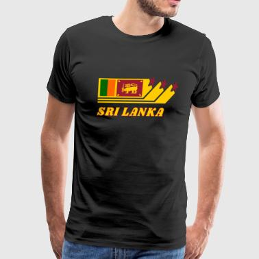 Sri Lanka - Men's Premium T-Shirt