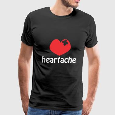 Heartache - Men's Premium T-Shirt