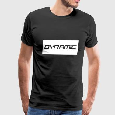 Dynamic Dynamic - Men's Premium T-Shirt