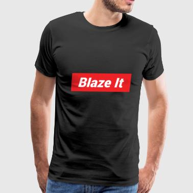 Blaze It - Men's Premium T-Shirt