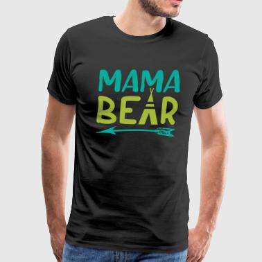 Momma Bear Mama Bear - Men's Premium T-Shirt