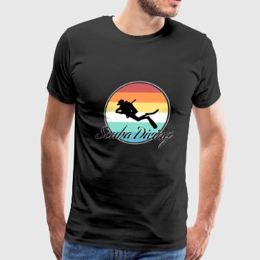 Gift For Scuba Dive Scuba Diver - Men's Premium T-Shirt