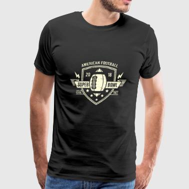 super bowl - Men's Premium T-Shirt