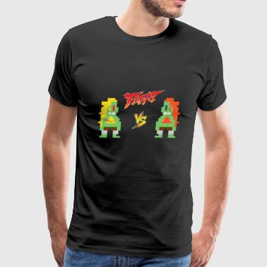 STREET FIGHTER - Men's Premium T-Shirt