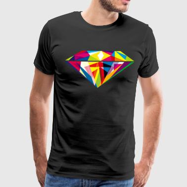 diamons - Men's Premium T-Shirt