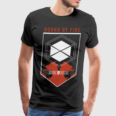 Dead Orbit Bound by Fire - Men's Premium T-Shirt