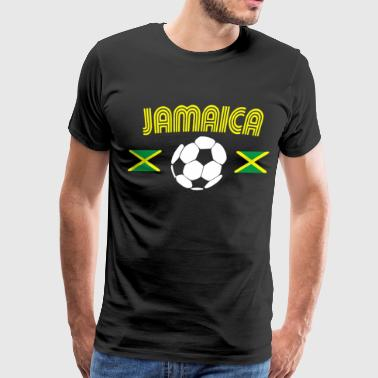 Jamaica Jamaican National Country Pride The Reggae - Men's Premium T-Shirt