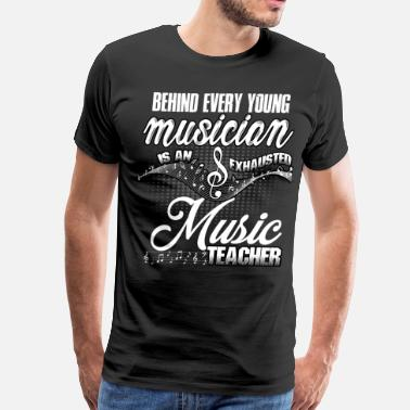 Musician Musician Teacher T Shirt - Men's Premium T-Shirt
