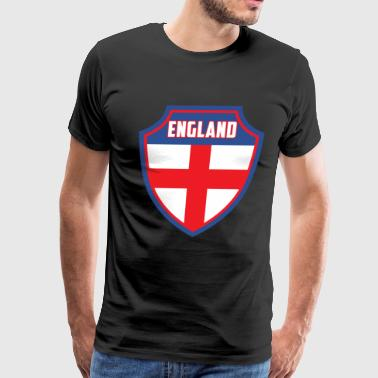 England Flag London Queen Nation UK Gift Brexit - Men's Premium T-Shirt