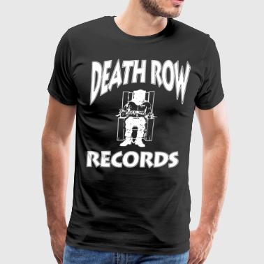 Records Death Row Records Dre Hip Hop Drake Snoop - Men's Premium T-Shirt