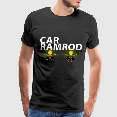 car ramrod - Men's Premium T-Shirt