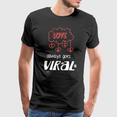 viral - Men's Premium T-Shirt