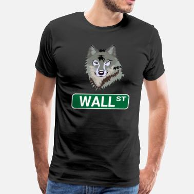 The Wolf Of Wall Street Wolf Of Wall Street - Men's Premium T-Shirt