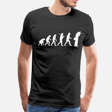 Fujifilm Evolution of photography - Men's Premium T-Shirt