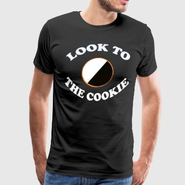 Look To The Cookie - Seinfeld - Men's Premium T-Shirt