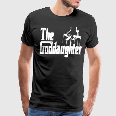The Goddaughter - Men's Premium T-Shirt