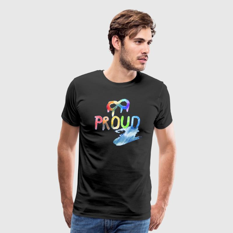 Gay Pride Proud - Men's Premium T-Shirt