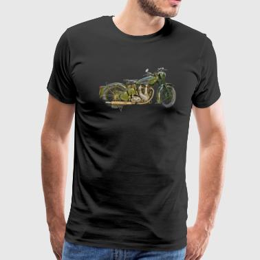 Bsa Motorcycle bsa - Men's Premium T-Shirt
