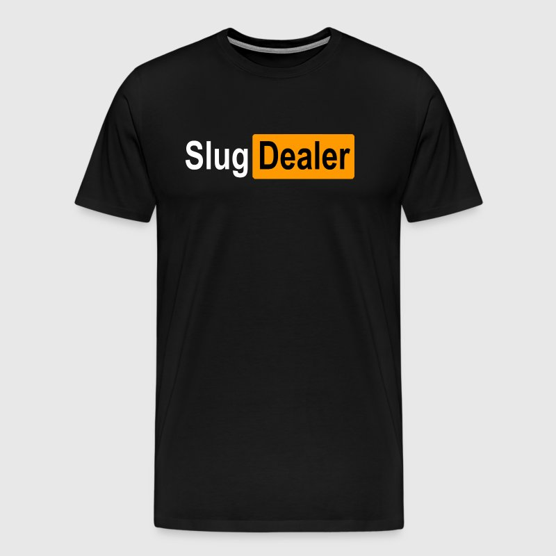 Black Apparel PornHub Logo - Men's Premium T-Shirt