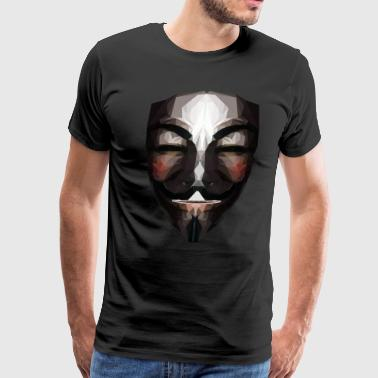 Guy Fawkes - Men's Premium T-Shirt