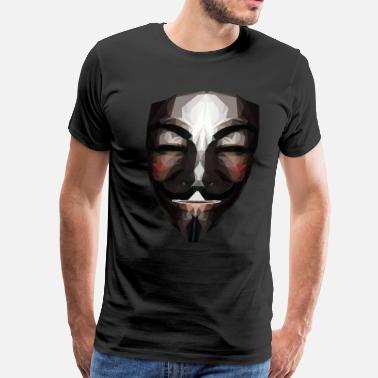 Guy-fawkes Guy Fawkes - Men's Premium T-Shirt