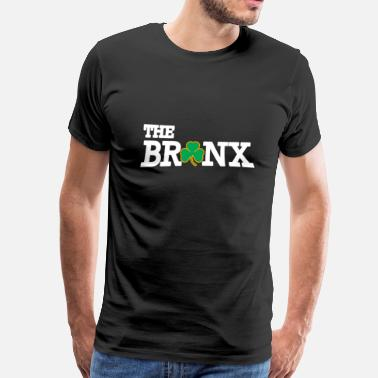 I-love-new-york-irish The Bronx New York Irish - Men's Premium T-Shirt