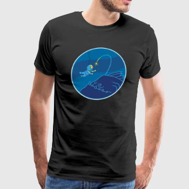 Dangerous diving - Men's Premium T-Shirt