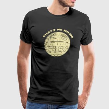 Maternity Thats No Moon Cute Maternity - Men's Premium T-Shirt