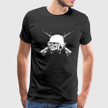 soldier soldiers winter soldier soldier of fortu - Men's Premium T-Shirt