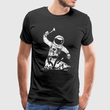 A Space Oddity - Men's Premium T-Shirt