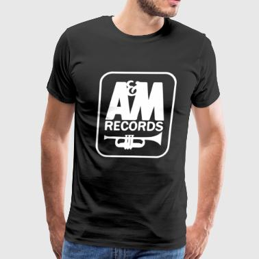 A M RECORDS VINTAGE - Men's Premium T-Shirt