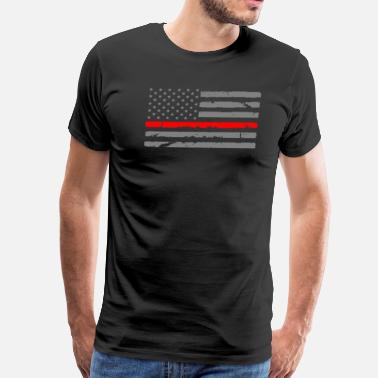 Red Line red line - Men's Premium T-Shirt
