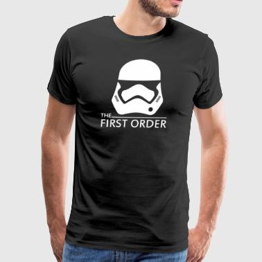 The First Order - Men's Premium T-Shirt