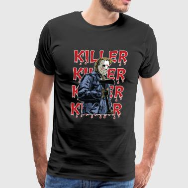 Killer Killer Killer - Men's Premium T-Shirt