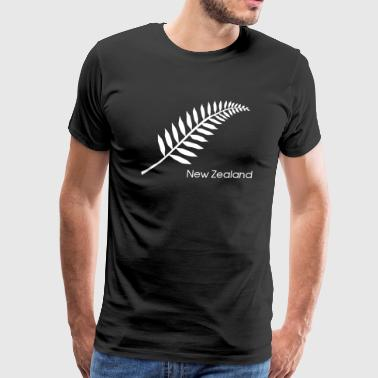 New Zealand spring - Men's Premium T-Shirt