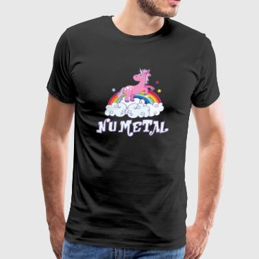 nu metal - Men's Premium T-Shirt