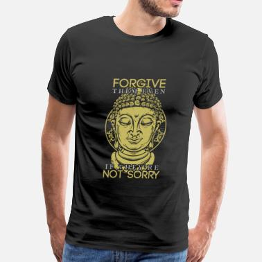 Gaara Forgive-Forgive them even they're not sorry - Men's Premium T-Shirt