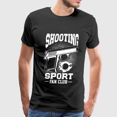 Shooting Sport Fan club - Men's Premium T-Shirt
