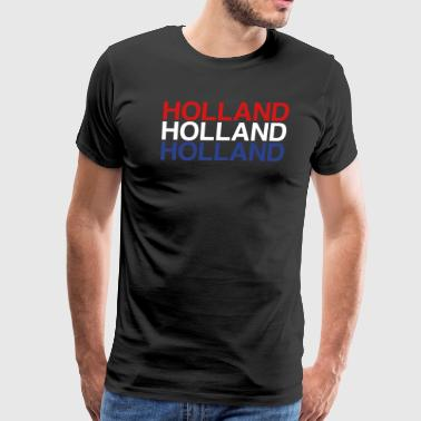 HOLLAND - Men's Premium T-Shirt