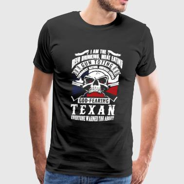 Texans Shirt - Men's Premium T-Shirt