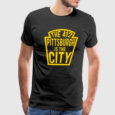 Pittsburgh Cool Pittsburgh - Men's Premium T-Shirt