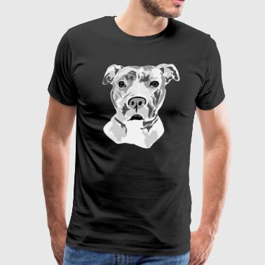Pitbull - Women's - Men's Premium T-Shirt