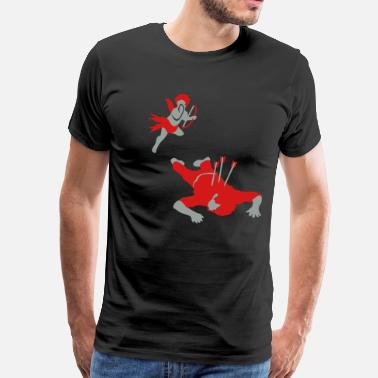Cupid Kills - Men's Premium T-Shirt